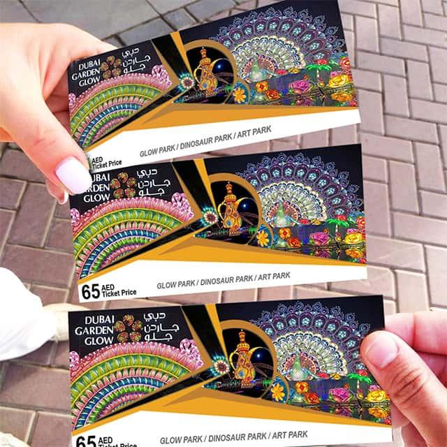Ticket Price Of Dubai Garden Glow